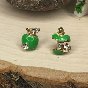 Jewelry - EARRINGS ARE OXIDIZING STUDS LOOK STAINED (NEW)